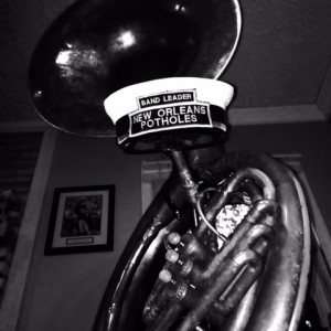 New Orleans Potholes Brass Band - Brass Band / Saxophone Player in New Orleans, Louisiana