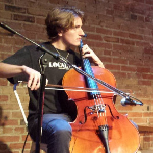Nicholas Brower - Cellist / Singing Guitarist in Las Cruces, New Mexico