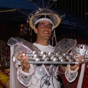"""Nick Herman """"Latoso""""--bongos congas and more - Percussionist in New York City, New York"""
