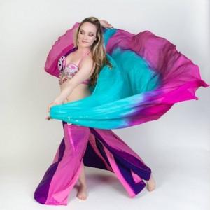 Nico Cole - Belly Dancer in Omaha, Nebraska