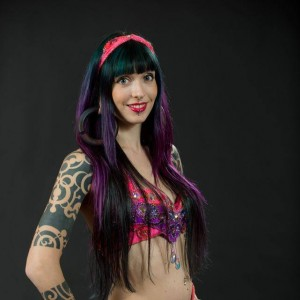 Nicole Edge - Belly Dancer in Johnson City, Tennessee