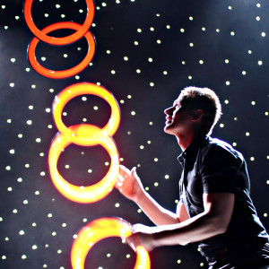 Niels Duinker - Juggler / Variety Entertainer in Sevierville, Tennessee