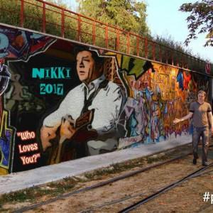 "Nikki ""InflunecedbyKings"" Martinez - One Man Band in Winnsboro, Texas"