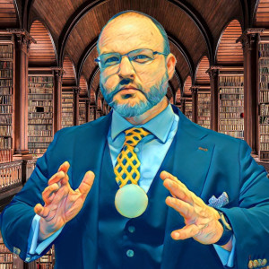 Nikolas Jintri — The Intellectual's Illusionist - Magician / Corporate Magician in Philadelphia, Pennsylvania