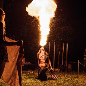 Nique - Fire Performer / Circus Entertainment in Travelers Rest, South Carolina