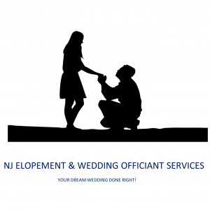 NJ Elopement Wedding Officiant Services - Wedding Officiant in Roebling, New Jersey