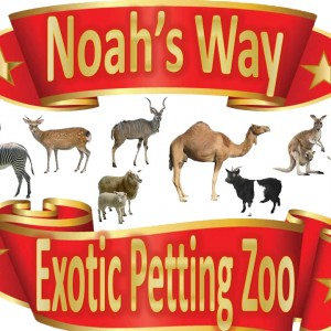 Noah's Way Exotic Petting Zoo and Pony Rides - Petting Zoo in Stephenville, Texas
