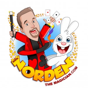 Norden the Magician - Children's Party Magician / Balloon Twister in Vancouver, British Columbia