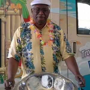 Norman Riley - Steel Drum Player in Little Rock, Arkansas