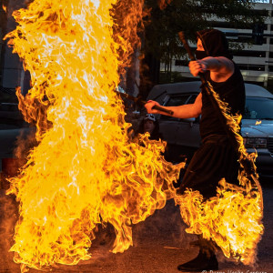 Norsefyre - Traveling Circus / Fire Eater in Lincoln, Nebraska