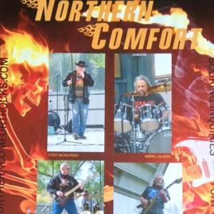 Northern Comfort - Rock Band in Edmonton, Alberta