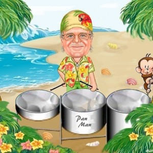 Northwest Panman - Steel Drum Player / Caribbean/Island Music in Vancouver, Washington
