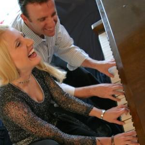 The Jeff & Rhiannon Show - Dueling Pianos in Seattle, Washington