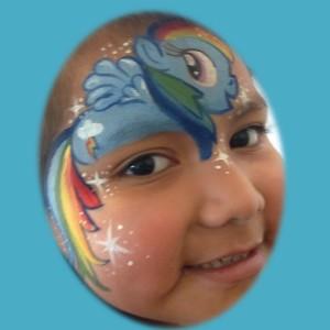Nu Nu Faces - Face Painter / Balloon Twister in Sacramento, California