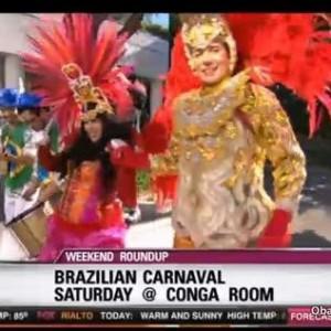 Oba Oba International - Samba Dancer in Los Angeles, California