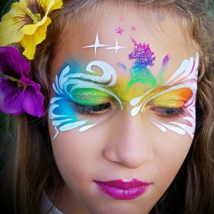 Old City Facecraft  - Face Painter in St Augustine, Florida