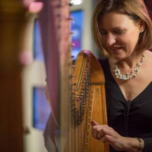 Olga Gross, Montreal Harpist - Harpist in Montreal, Quebec