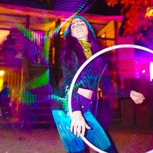 Olive Flow - Hoop Dancer / Circus Entertainment in New Orleans, Louisiana