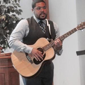 Oliver Lieberman - Singing Guitarist in Pittsburgh, Pennsylvania