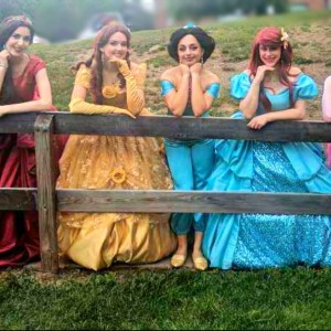 Once Upon A Tea Party - Princess Party / Children's Party Entertainment in Hudson Valley, New York