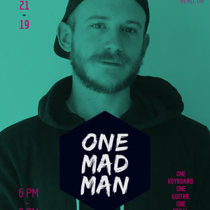 One Mad Man - One Man Band in Bend, Oregon