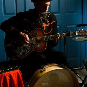 One Man Swamp Band - One Man Band / Cajun Band in San Francisco, California