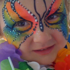 One World Face Painting - Face Painter in Roanoke, Virginia