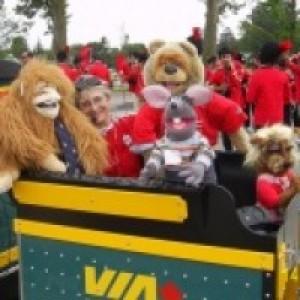 Oregano And Friends - Ventriloquist in Burlington, Ontario