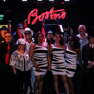Otis Cadillac Band w/the Seville Sisters - Blues Band in Fort Lauderdale, Florida