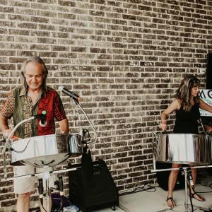 Ozark Mountain Pan Groove - Steel Drum Band / Beach Music in Eureka Springs, Arkansas