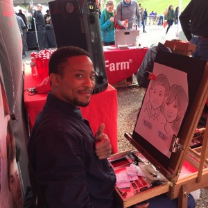 P2Z Artistry Suppliers - Caricaturist in Baltimore, Maryland