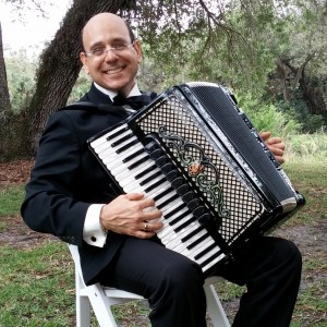 Pablo De Vincenzo - Accordion Player / Bolero Band in Miami, Florida