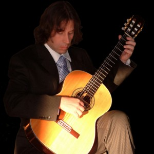 Classical Guitarist Dana Starkell - Guitarist / Classical Guitarist in Bettendorf, Iowa