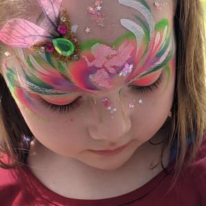 Painted Parrot Facepainting Inc - Face Painter in Edmonton, Alberta