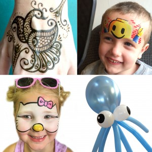 Paintertainment - Face Painter / Balloon Twister in Mound, Minnesota