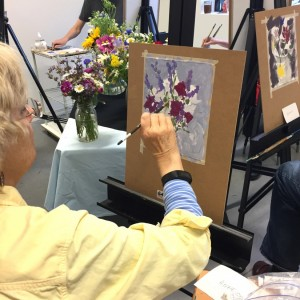 Painting Party at Still Life Studio - Painting Party / Arts & Crafts Party in Portland, Maine