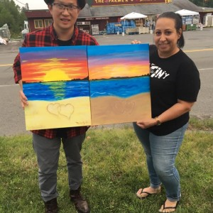 Fate's Destiny Therapeutic Paint Party - Painting Party in Monticello, New York