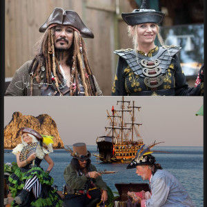 Pair of Pirates - Pirate Entertainment / Children's Party Entertainment in Dallas, Texas