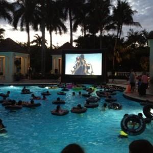 Palm Beach Outdoor Cinema Events - Outdoor Movie Screens in Boca Raton, Florida
