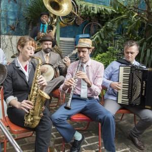 Panorama Jazz Band - Jazz Band in New Orleans, Louisiana