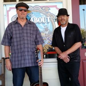 Papa J & Richard - Blues Band in Orange County, California