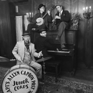 Parlour Noir - Swing Band / Blues Band in Philadelphia, Pennsylvania