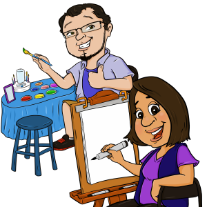Party Doodle - Caricaturist / Face Painter in Beach Park, Illinois