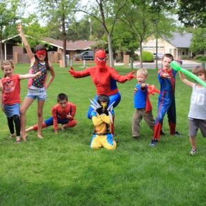 Party Hero - Mobile Game Activities in Visalia, California
