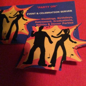 """""""Party On"""" Event & Celebration Server - Waitstaff in Pittsburg, California"""