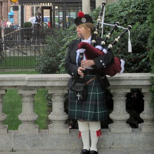 Party Piper - Bagpiper in Gloucester, Massachusetts