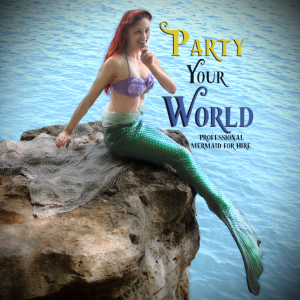 Party Your World - Professional Mermaid and Character Events  - Princess Party / Children's Party Entertainment in Gallatin, Tennessee