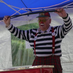 Pat Ward - Magician in Harveys Lake, Pennsylvania