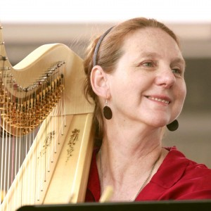 Patrice Fisher - Harpist in New Orleans, Louisiana