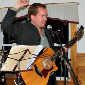 Patrick McCarthy - Singing Guitarist / 1960s Era Entertainment in Worcester, Massachusetts